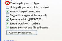 Hướng dẫn Word 2003 cơ bản: duyệt tập tin, hiển thị, phóng to, thu nhỏ màn hình