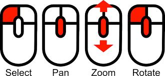 Những thao tác cơ bản trên con chuột máy tính
