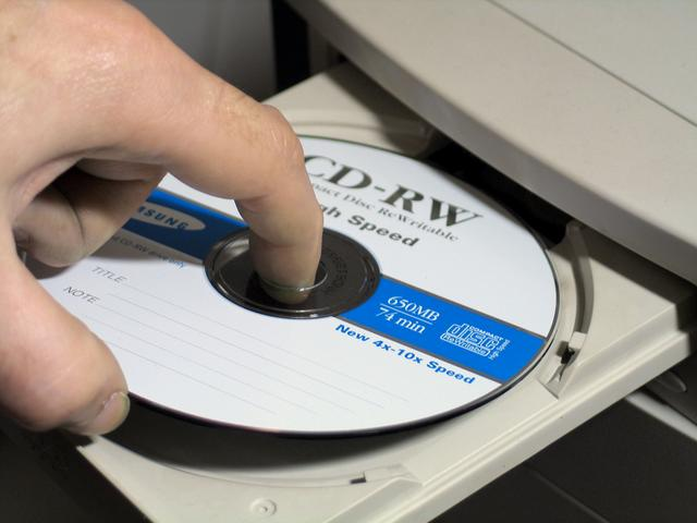 Ổ đĩa CD/DVD
