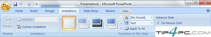 Tự soạn bài thuyết trình với Microsoft PowerPoint 2007