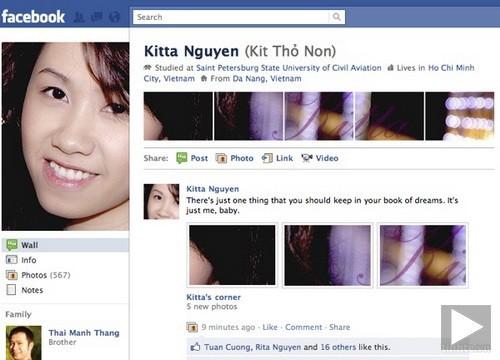 Tạo avatar facebook ghép từ 6 khung ảnh nhỏ