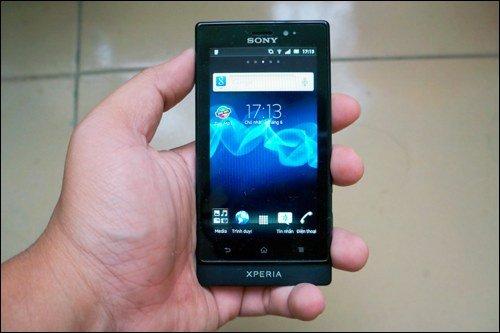 "Sony Xperia Sola: Hấp dẫn cảm ứng ""ma thuật"""