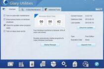 Tối ưu hoá Windows bằng Glary Ultilities