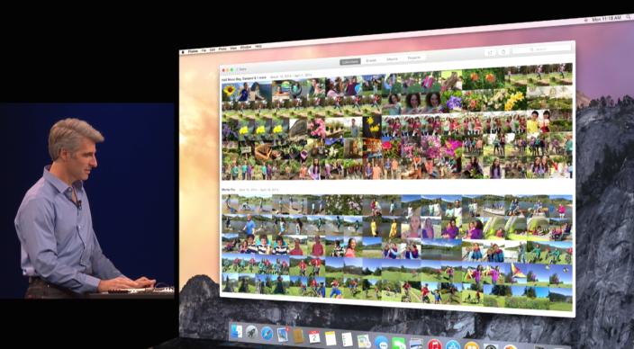 Apple gỡ thông tin ứng dụng Photos khỏi trang giới thiệu OS X?