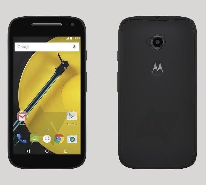 Motorola chính thức giới thiệu Moto E 2015
