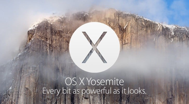 OS X 10.10.2 sẽ có iCloud Drive trong Time Machine, sửa lỗi Wifi, VoiceOver, tăng cường bảo mật