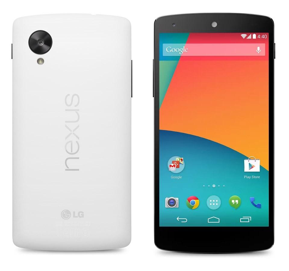 Smartphone Google Nexus thế hệ kế tiếp sẽ được sản xuất bởi một công ty Trung Quốc?