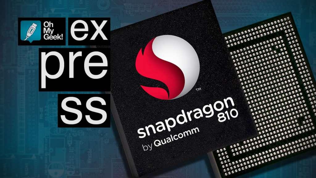 Sony đã sẵn sàng trang bị Snapdragon 810 trên các thế hệ Xperia tiếp theo trong 2015
