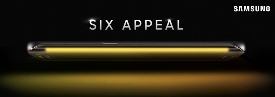 Samsung Galaxy S6 và S6 Edge lộ diện trong banner nhà mạng Sprint