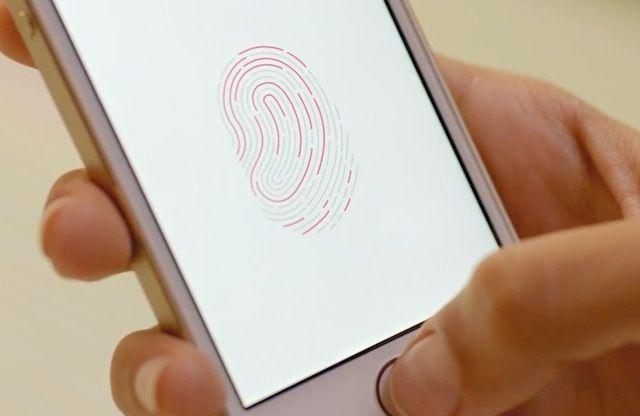 Apple sẽ cải tiến Touch ID trên thế hệ iPhone tiếp theo. Tương tác tốt hơn với Apple Pay