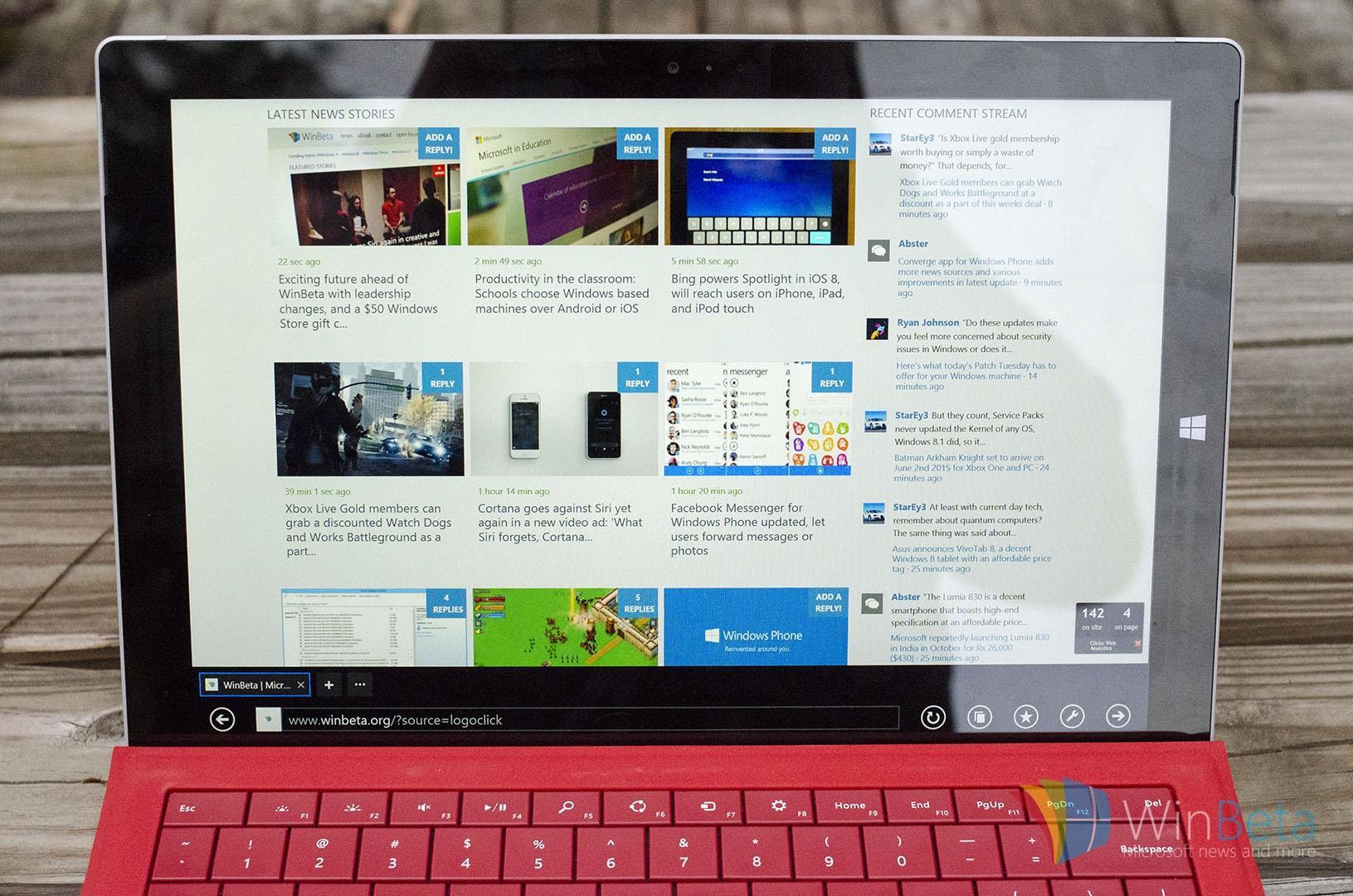 Microsoft có thể sẽ ra mắt Surface Pro 4 vào cuối năm nay?