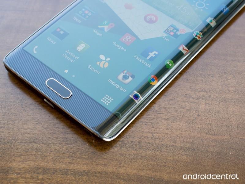 Bloomberg: Galaxy S6 hai phiên bản. S6 Edge có ba màn hình
