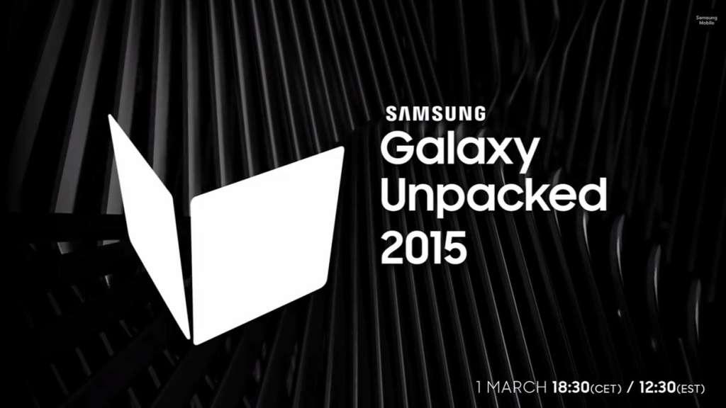 Samsung trực tiếp Unpacked 2015: ra mắt Galaxy S6