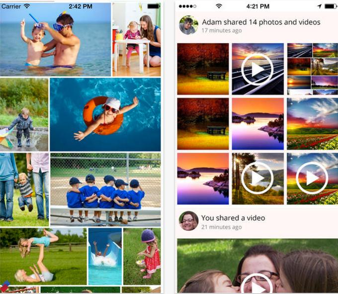 Google mua lại Odysee - Ứng dụng chia sẻ và sao lưu ảnh riêng tư cho người dùng