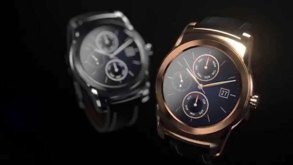 LG tung đoạn video giới thiệu LG Watch Urbane