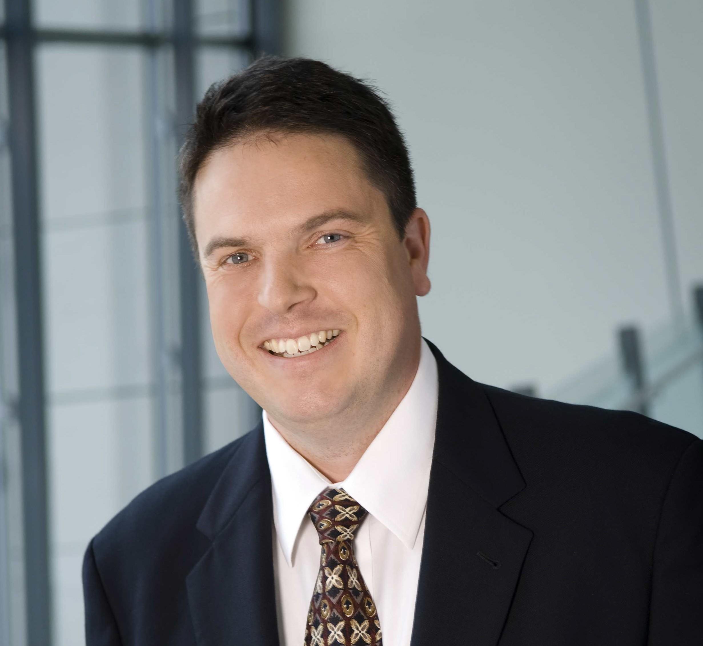 High-resolution headshot of Matt Grob, EVP & CTO