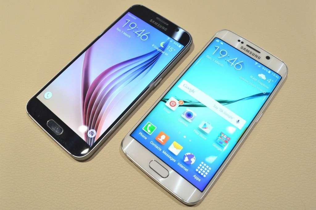 Samsung Galaxy S6 và S6 Edge