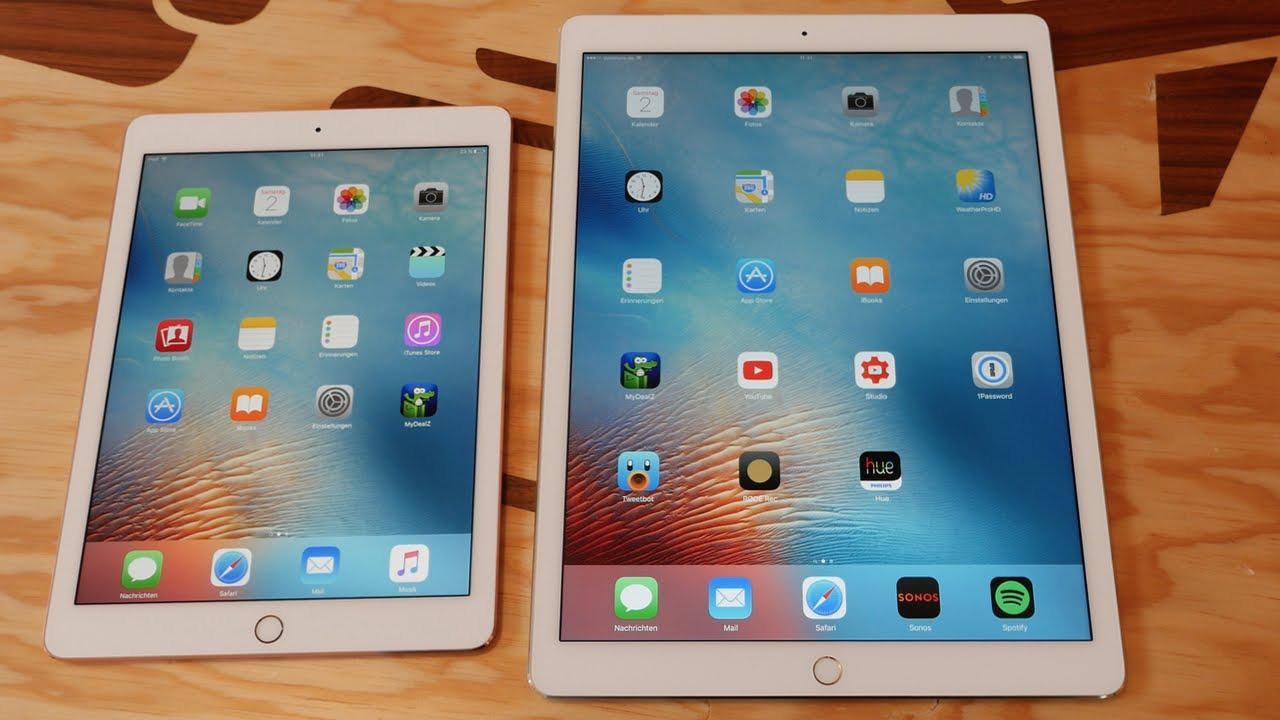 Apple iPad 12.9-inch bị trì hoãn do nguồn cung màn hình?