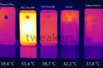HTC One M9 quá nóng