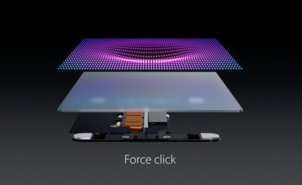 Macbook 2015 Force Touch