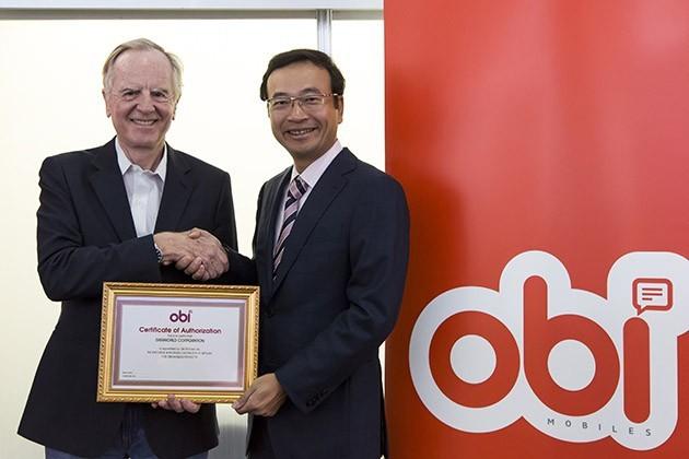 Obi Mobiles hợp tác với Digiworld đưa smartphone vào thị trường Việt Nam