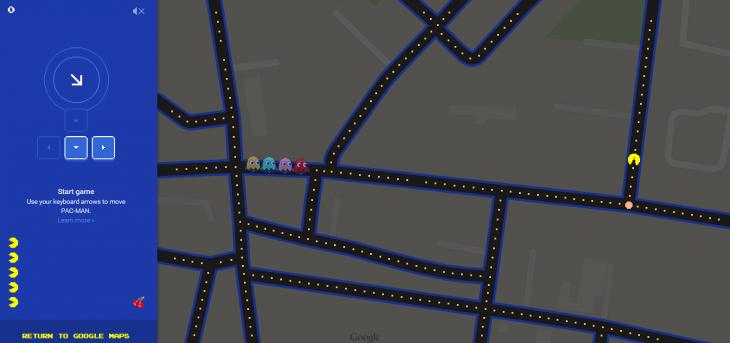 techsignin-choi-pac-man-trong-google-maps