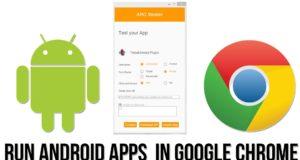 Google ra mắt ARC: Chạy ứng dụng Android trên máy tính