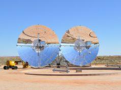 Hệ thống sinh ra điện từ năng lượng mặt trời hiệu quả nhất thế giới
