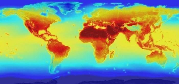 Trái Đất sẽ ra sao vào năm 2100?