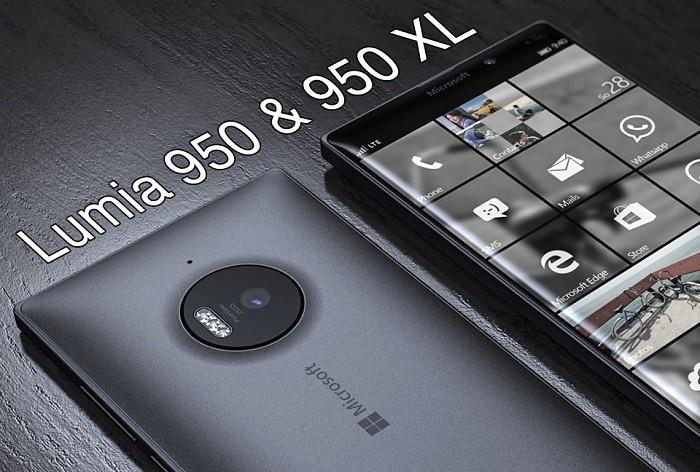 Lumia 950 và Lumia 950 XL - bộ đôi smartphone chạy Windows 10 đầu tiên trên thế giới