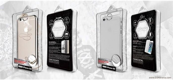 Sản phẩm vỏ bảo vệ tiết lộ thiết kế của iPhone 6S