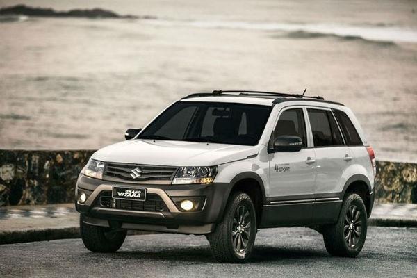 Suzuki tung ra thị trường phiên bản Grand Vitara 4Sport