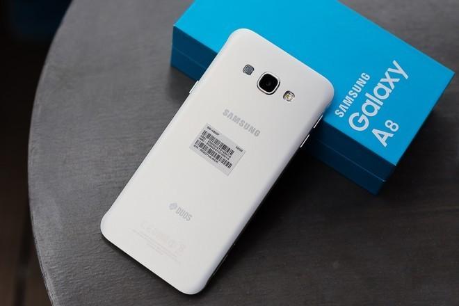 Đánh giá Galaxy A8 - smartphone Samsung mỏng nhất từ trước đến nay 1
