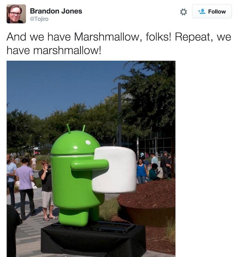 Android M la Marshmallow
