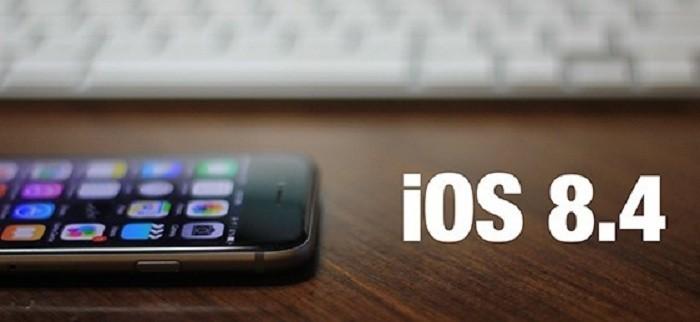 Apple phát hành iOS 8.4.1, tập trung hoàn thiện Apple Music