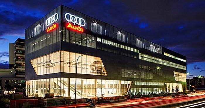 Audi nghiên cứu phát triển loại pin mới cho các dòng xe SUV