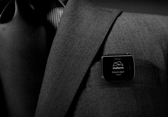 Edge Watch - phụ kiện hoàn hảo cho Samsung Galaxy S6 5