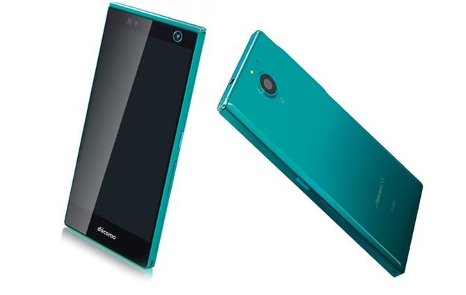 Fujitsu ra mắt smartphone có khả năng quét võng mạc người dùng