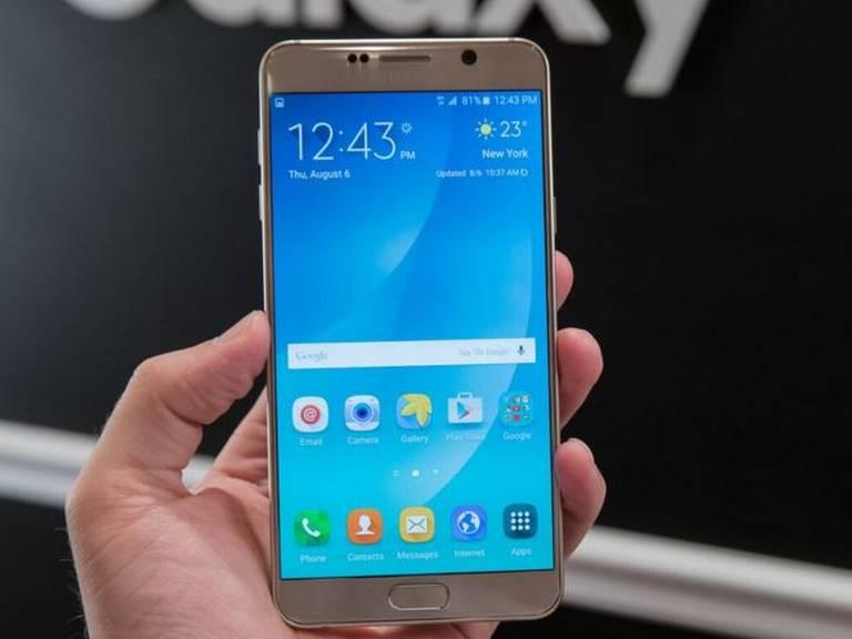 Galaxy Note 5 là smartphone đẹp nhất mà Samsung từng giới thiệu