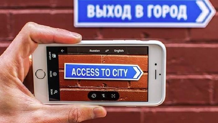Google Translate có thêm tính năng dịch hình ảnh