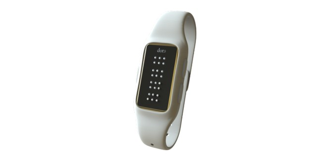 Hàn Quốc chế tạo đồng hồ thông minh dành riêng cho người khiếm thị