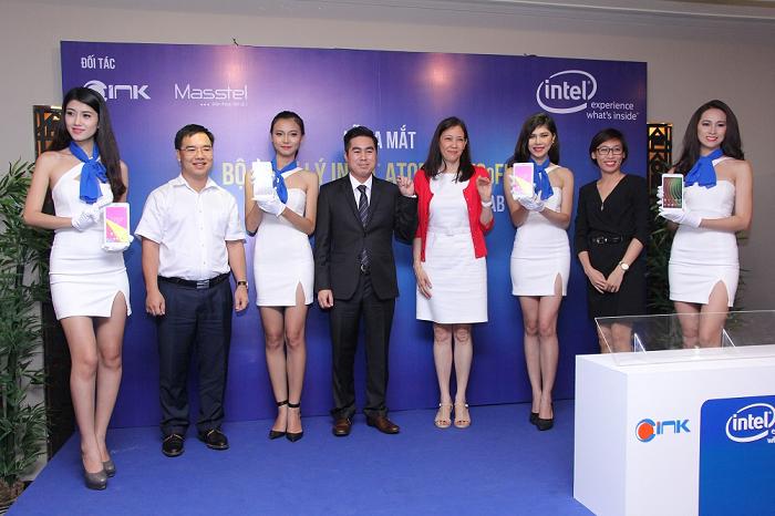 Intel chính thức giới thiệu bộ vi xử lý Atom x3 tại Việt Nam