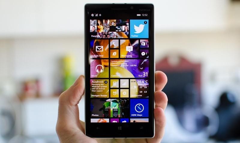 Microsoft công bố danh sách điện thoại Lumia được nâng cấp lên Windows 10 đợt đầu tiên