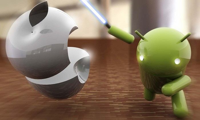 Quan niệm cho rằng các fan của Android có mức độ trung thành hơn các iFan đã bị chứng minh là sai lầm.