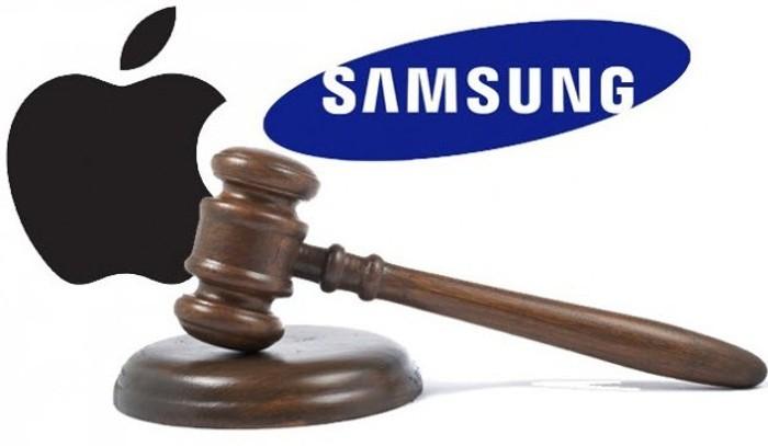 Samsung tiếp tục nhận trái đắng trong vụ kiện đối đầu Apple