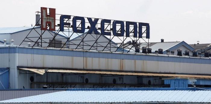 nhà máy foxconn