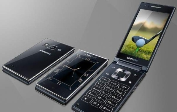 Samsung Galaxy Flip - điện thoại nắp gập mang phong cách Note 5