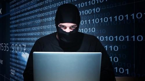 hacker đe doạ an ninh mạng.