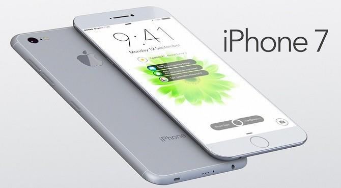 iPhone 7 sẽ hỗ trợ 2 sim và chống thấm nước?