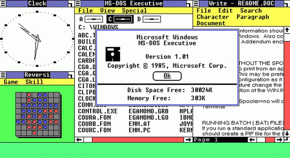 windows1.0.